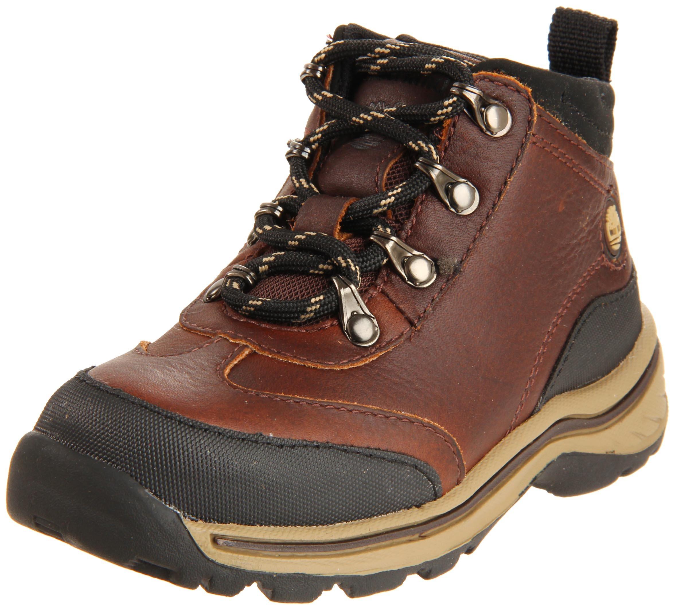 Timberland Backroad Hiker J Boot (Little Kid/Big Kid),Brown,7 M US Big Kid