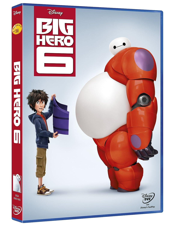 """Resultat d'imatges per a """"Big hero 6 dvd"""""""