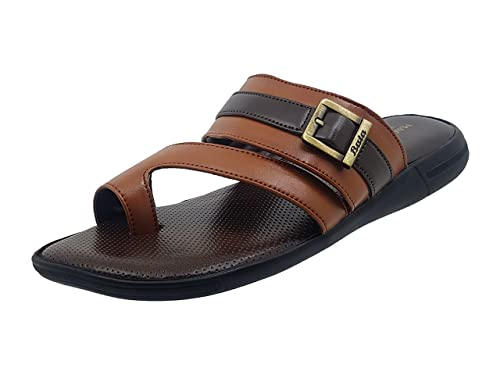 5cfa1075dab4 BATA Men s Chappal  Buy Online at Low Prices in India - Amazon.in
