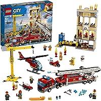 LEGO® City Şehir Merkezi Itfaiyesi (60216)
