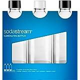 SodaStream 2260525 gasare Bottle (Pack of 3 x 1 Litre
