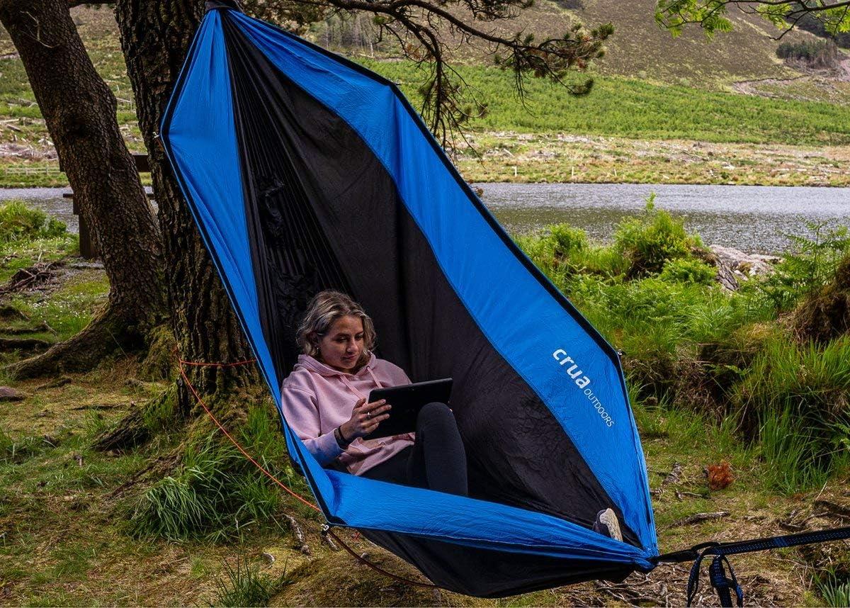 Crua Koala v2 camping hammock