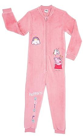 comprare popolare 23ff5 29907 Peppa Pig Pigiama Intero Bambina Peppa ed Il Suo Giocattolo ...
