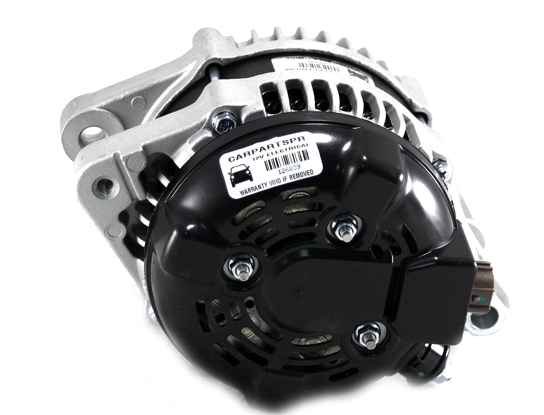 Amazon.com: Alternator 11326 for Lexus ES350 RX350 10-16 Toyota Sienna Highlander Venza07-16: Automotive