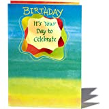 Blue Mountain Arts Birthday Greeting Card Its Your Day To Celebrate