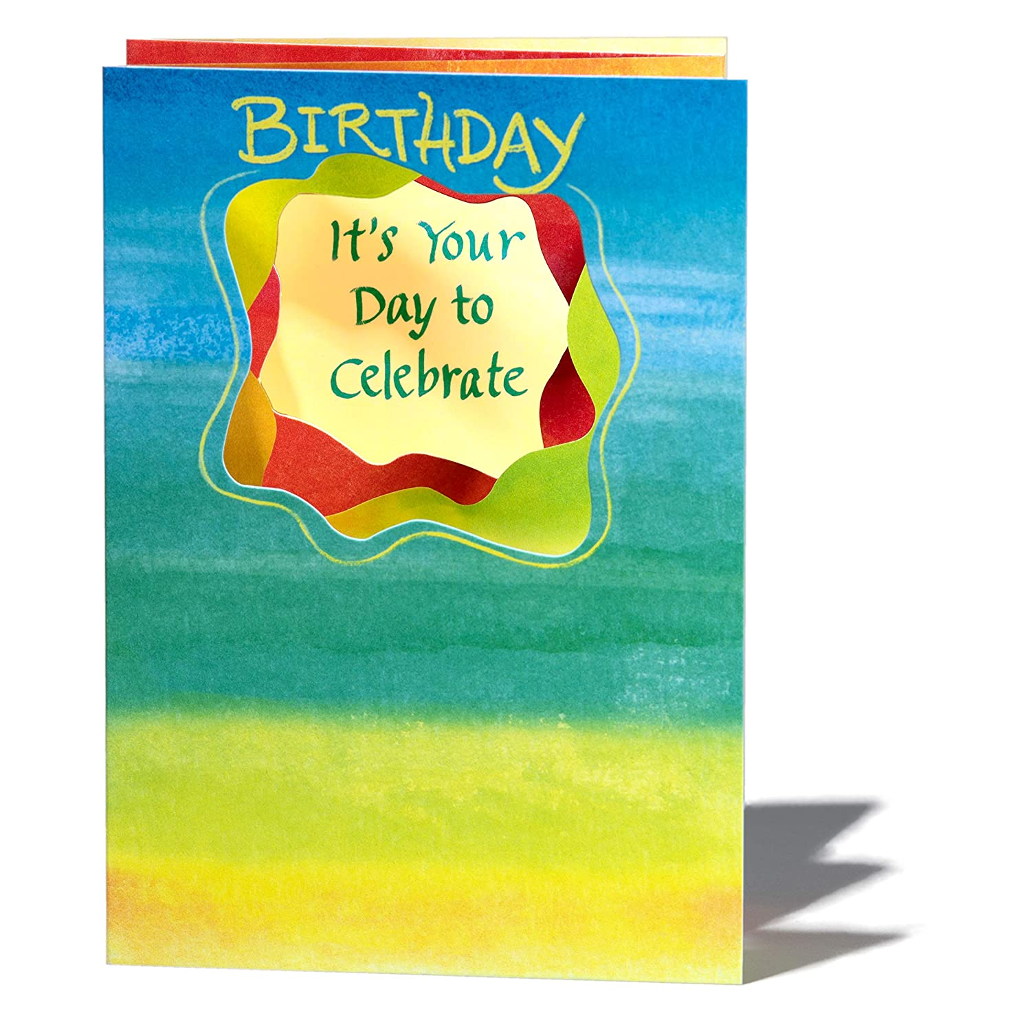 Blue Mountain Arts Birthday Greeting Card It Your Day To Celebrate Jpg 1500x1500 Son