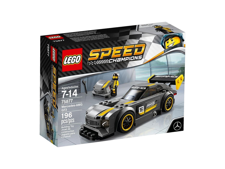 LEGO Speed Champions Coche Mercedes AMG GT Lego