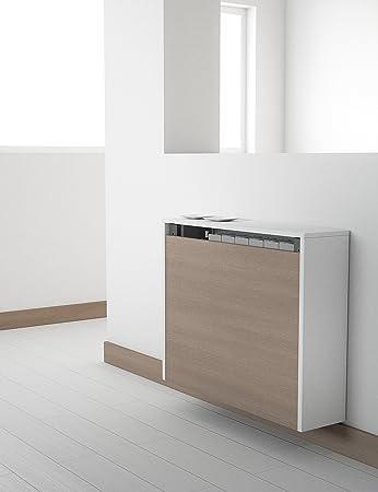 Cancio - Mesa plegable plegable de pared para cubrir radiadores ...