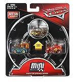 Disney Pixar Cars GBN74 Mini Racers Gold Ramone