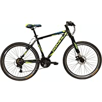 Hercules-Roadeo A50 2018 26T 21 Speed Premium Geared Cycle(Black/Neon Green)