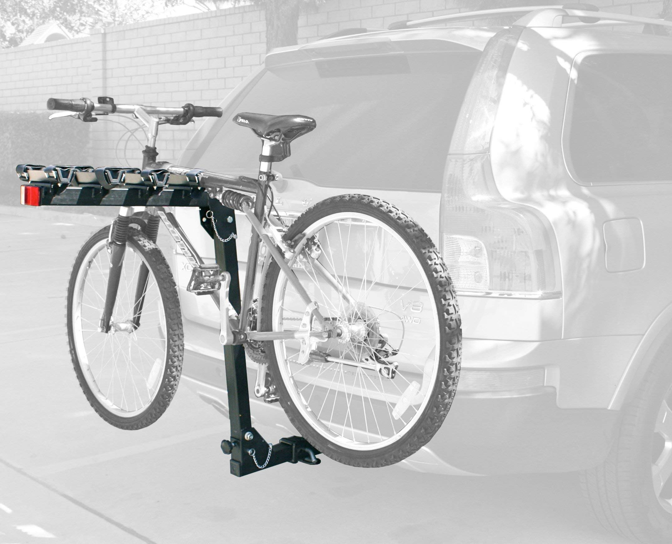 MaxxHaul (70210) 4-Bike Deluxe Hitch Mount Rack (Renewed) by MaxxHaul