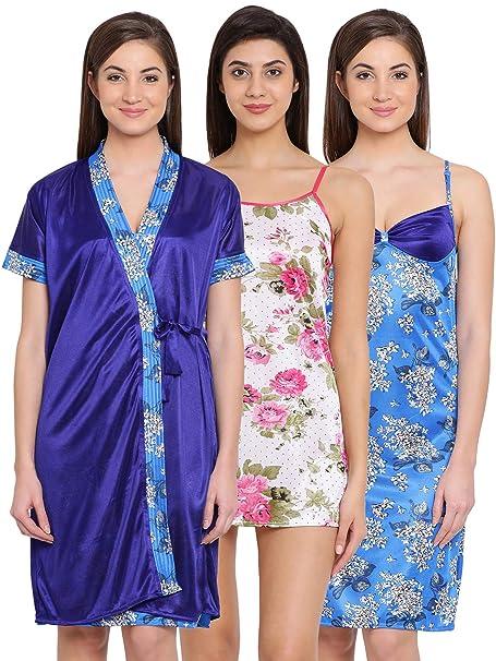 7b9200eabe0d Clovia Women s Short Robe
