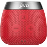 HMDX Jam Replay Bluetooth Wireless Speaker Red - HX-P250RD