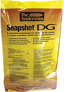 the andersons snapshot dg preemergent herbicide with dispersible granules 25 pound bag - Preemergent Herbicide