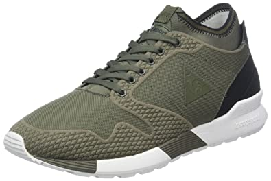 38c137e9b18 Le Coq Sportif Chaussures Omicron Tech Modern Olive Night  Amazon.fr ...