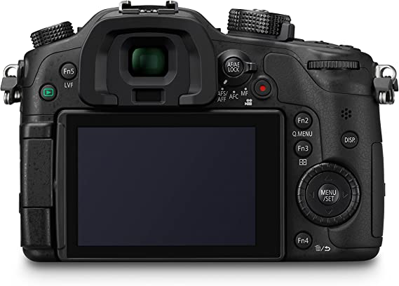 Panasonic Lumix DMC-GH4 - Cámara réflex Digital de 16.05 MP ...