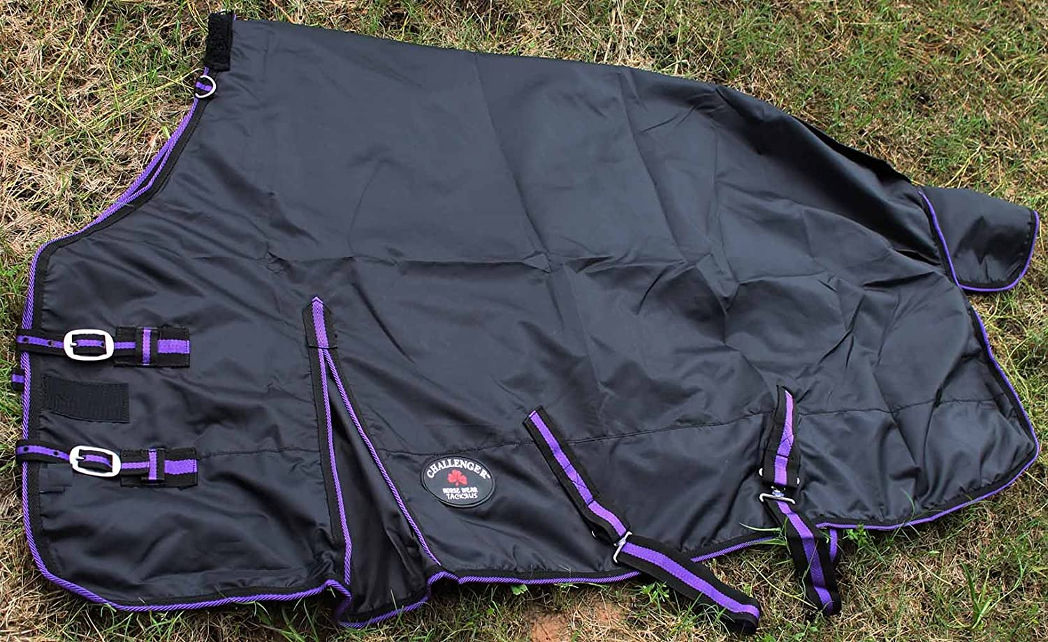64 inches 420D Horse Light Winter Ripstop Sheet Water Resistant 7106