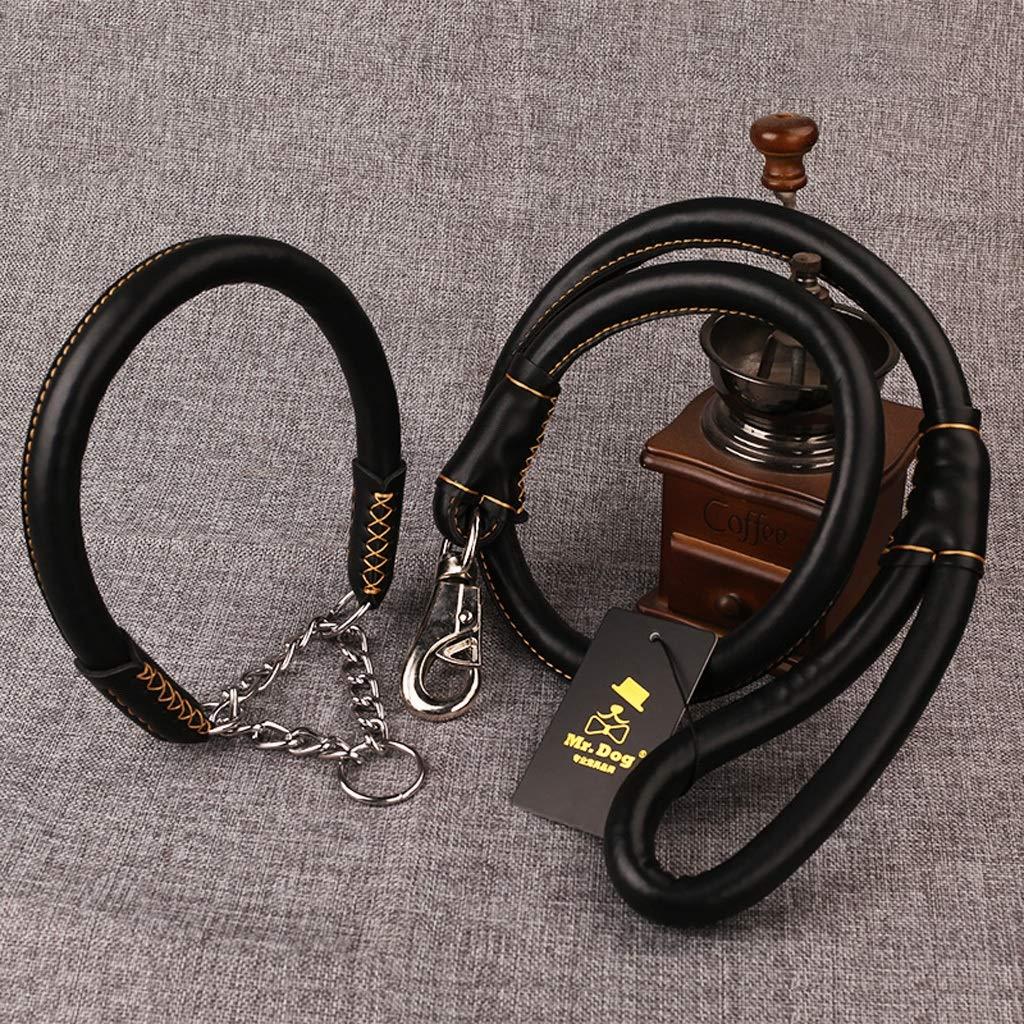 KTYX Dog Leash Dog Chain Small Medium and Large Dog Leash pet Supplies Pet Chain