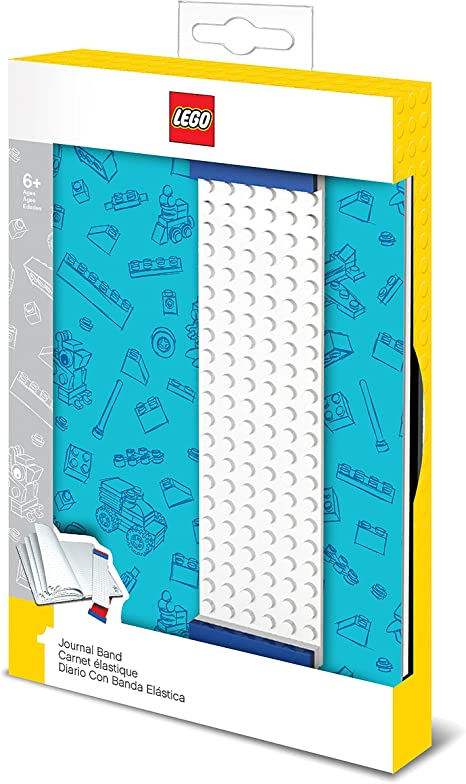 Amazon.com: LEGO - Diario de escritura de tapa dura para ...