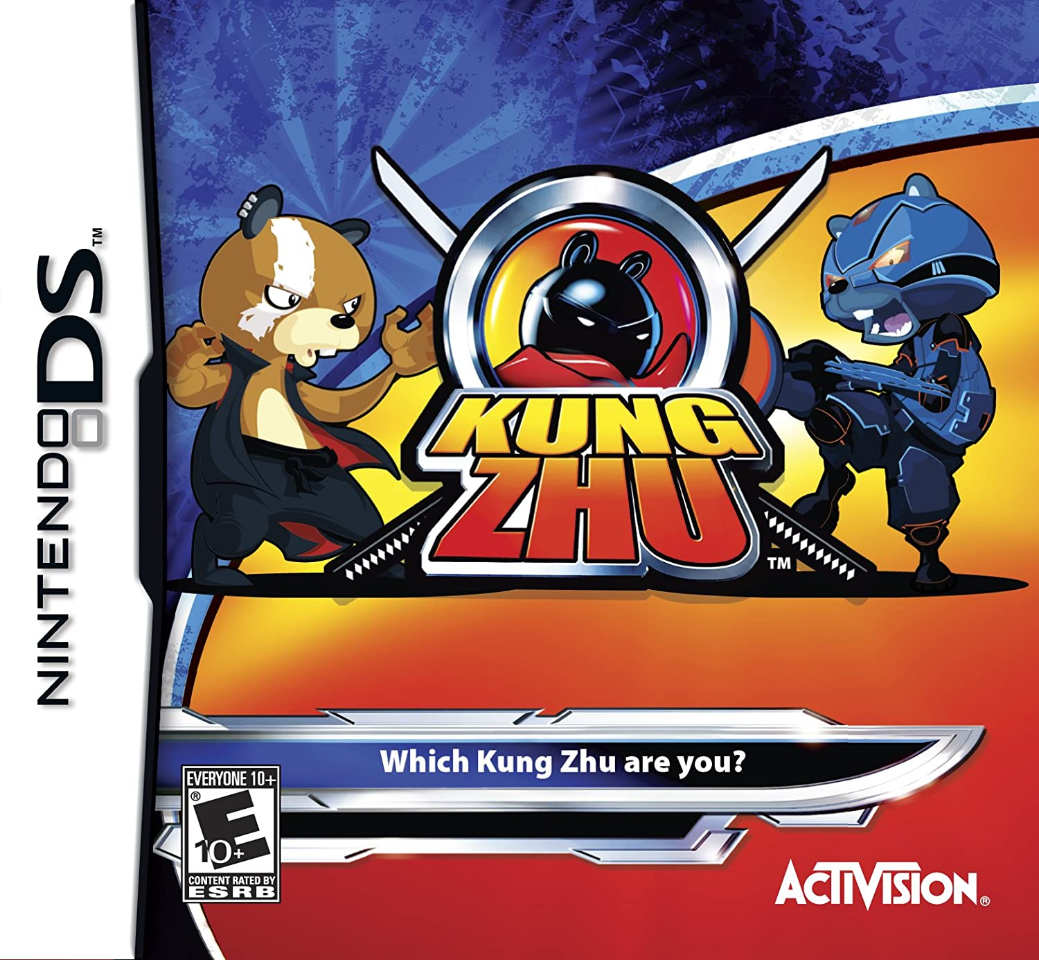 Amazon.com: Kung Zhu with Gift - Nintendo DS (Limited ...