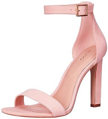 7645acef639 ALDO Women s Figarro Dress Sandal Light Pink 6 ...
