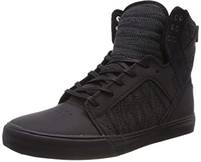 Supra Footwear - Skytop High Top Skate Shoes a1df9eb2de