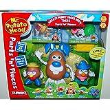 Amazon Com Playskool Mr Potato Head Spud Bunny Blue
