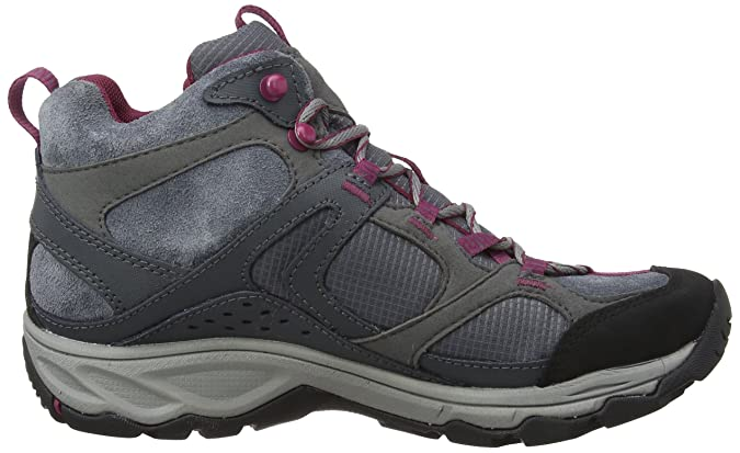 74bb683087f Merrell Daria Mid Wtpf Zapatos De Atletismo para mujer color grey ...