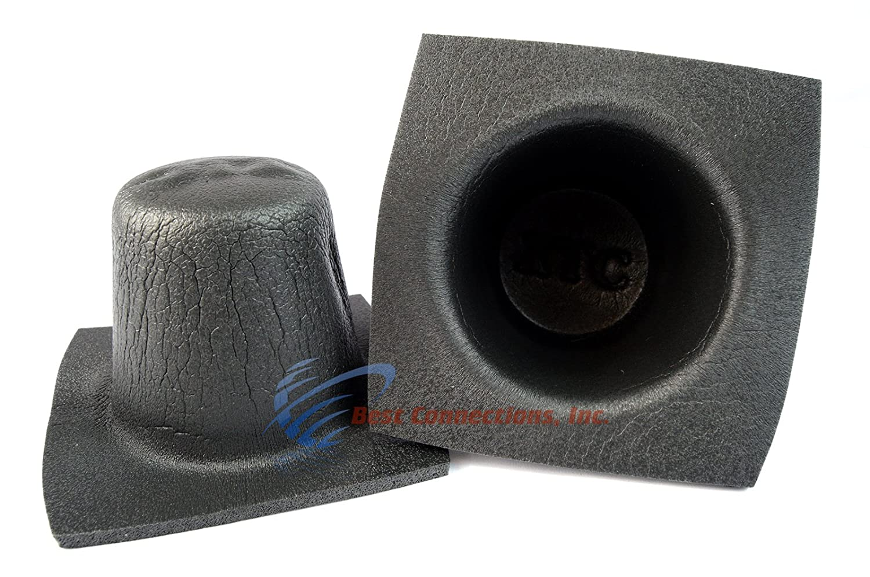 Install Bay VXT40 Speaker Baffle 4-Inch Round Pair