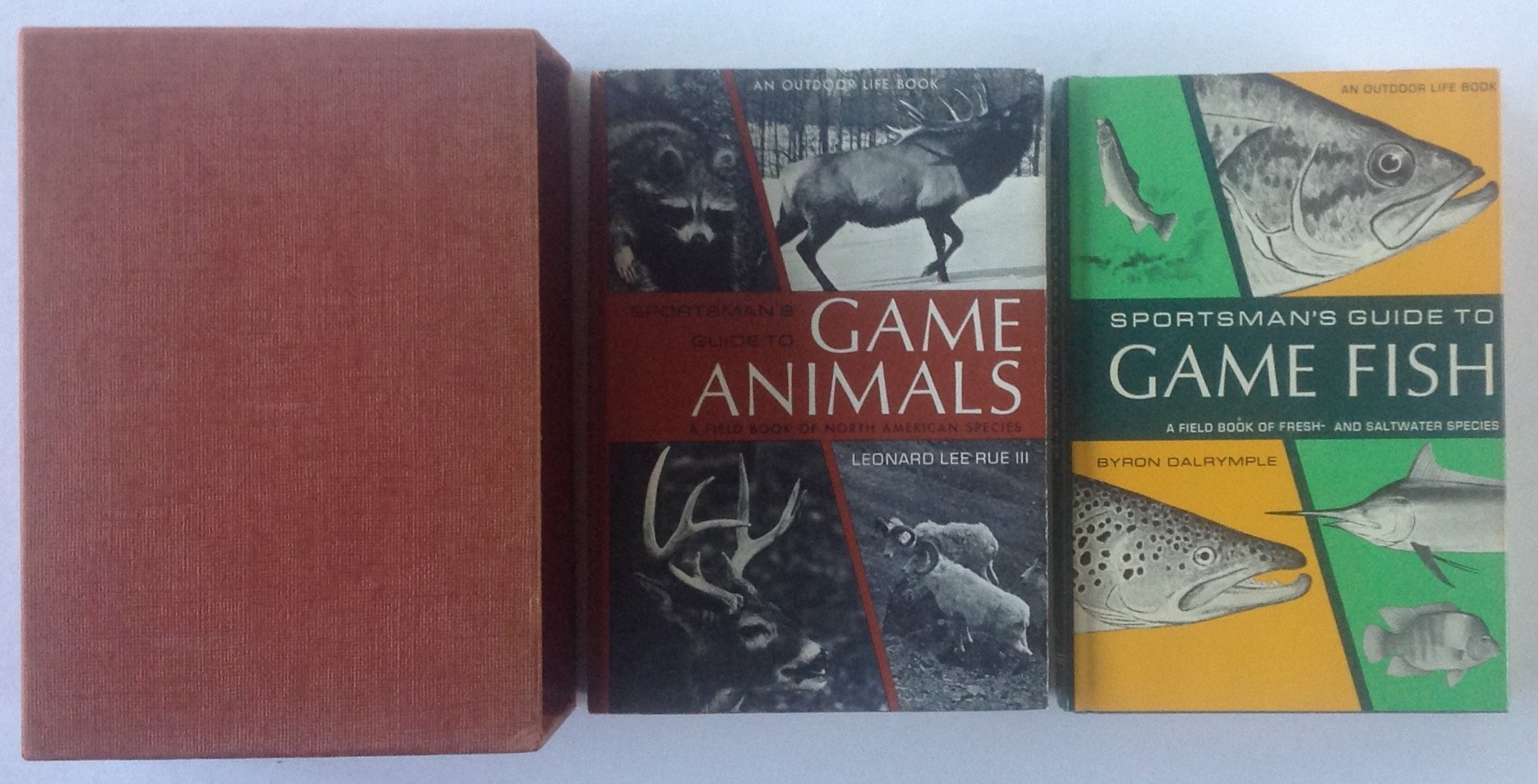 Sportman's Guide to Game Animals A Field Book of North American