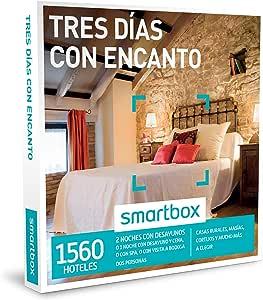 SMARTBOX - Caja Regalo - TRES DÍAS CON ENCANTO - 1630
