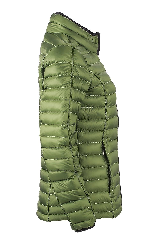 Giacca Donna James /& Nicholson Daunenjacke Ladies Quilted Down Jacket