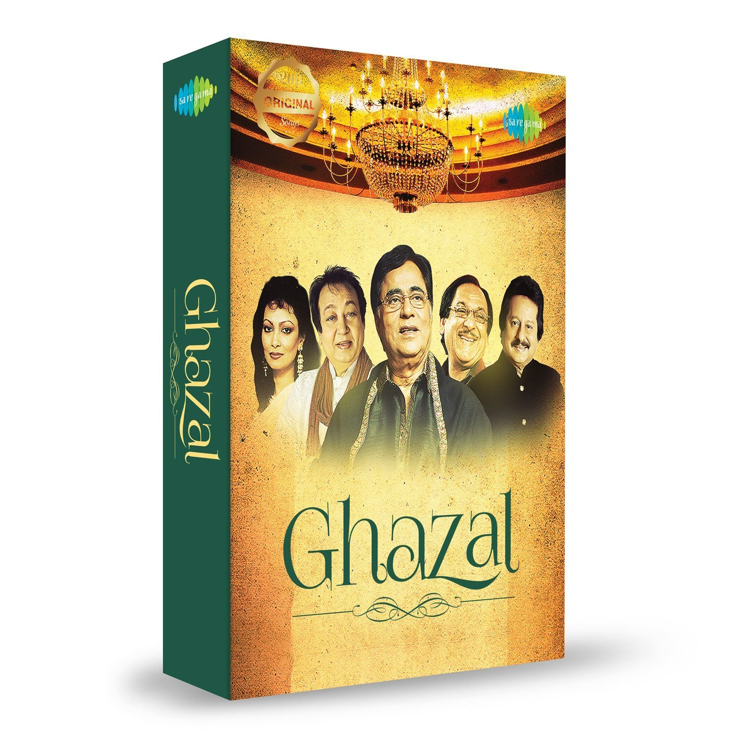 Buy Music Card Ghazal 320 Kbps Mp3 Audio 4 Gb Online At Low