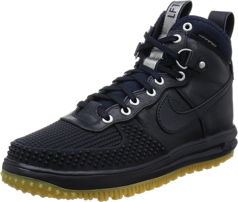 Nike Men's Lunar Force 1 Duckboot Dark