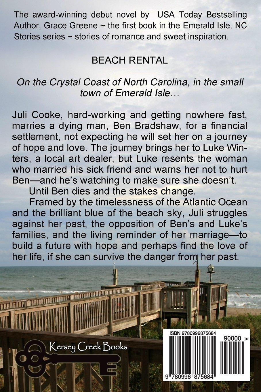Beach Rental (Large Print) (Emerald Isle, NC Stories) (Volume 1): Grace  Greene: 9780996875684: Amazon.com: Books