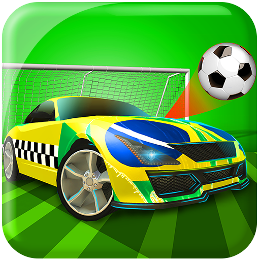 Sports Car Soccer Penalty Shootout -