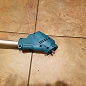 Amazon.com: Desbrozadora Makita LXT de 18 V sin cable ni ...