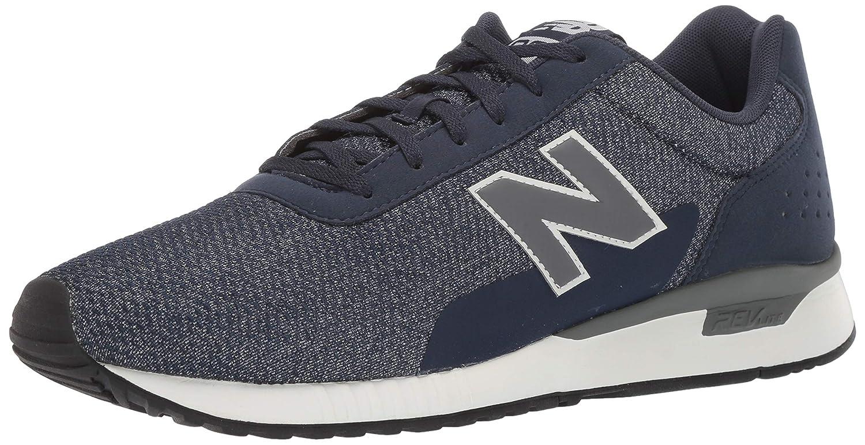 Navy blanc New Balance 005, Running Homme 45 EU