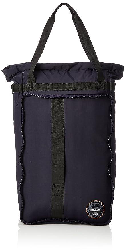 Napapijri - Hudson Pc Bag, Bolsos Bandolera Unisex Adulto, Blau (BLU Marine)