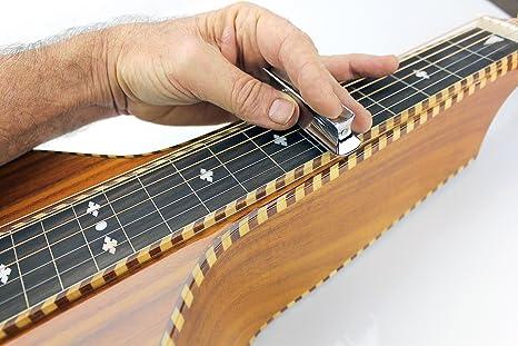 Imperial Valley guitarra Co. Cutaway roundnose tono barra ...