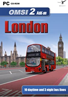 OMSI Bus Simulator 2 (PC DVD): Amazon co uk: PC & Video Games