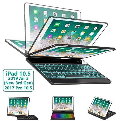 2cf648706a2 iPad Pro 10.5 Keyboard Case for iPad Pro 10.5 inch 2017 /iPad Air 10.5 (