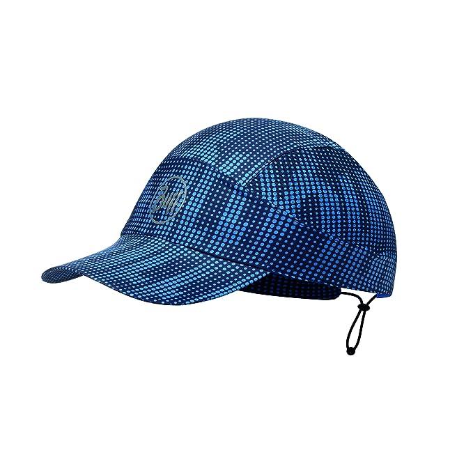 Buff R-Deep Gorra, Hombre, Azul (Dark Navy), Talla Única: Amazon.es: Deportes y aire libre