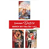 Harlequin Desire March 2017 - Box Set 1 of 2: An Anthology