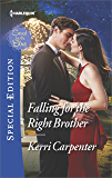 Falling for the Right Brother (Saved by the Blog)