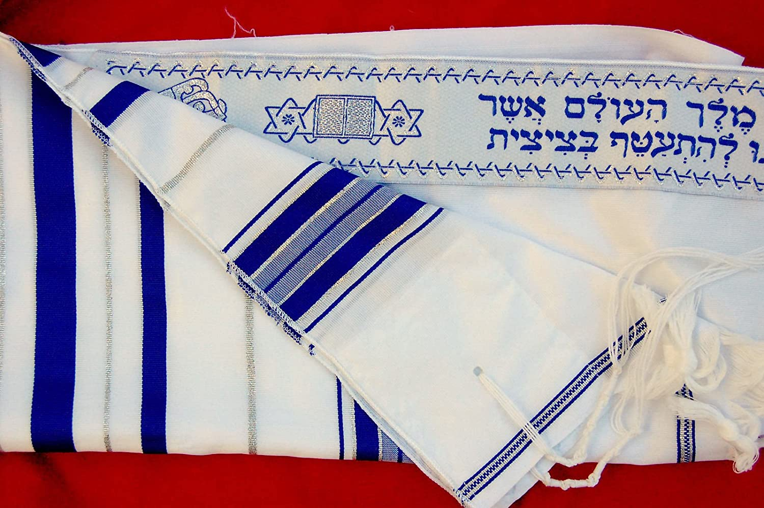 Kosher Tallit Talis Tallit Prayerショールアクリル24 Talis