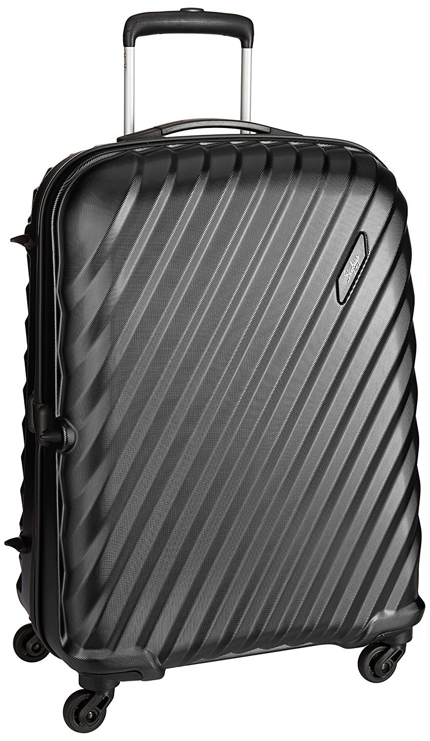 Skybags Westport Polycarbonate 65.5 cms Black Hardsided Suitcase