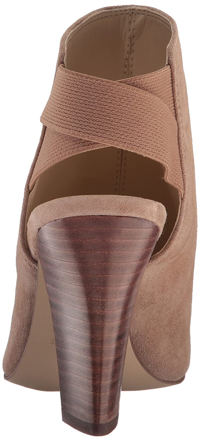 Nine West Women's Zofee Suede Ankle Boot B01NAD5UAT 8 B(M) US Natural