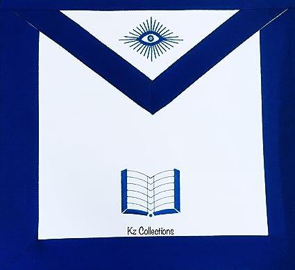 Amazon com: KZ Collections Masonic Blue Lodge Officer Hand