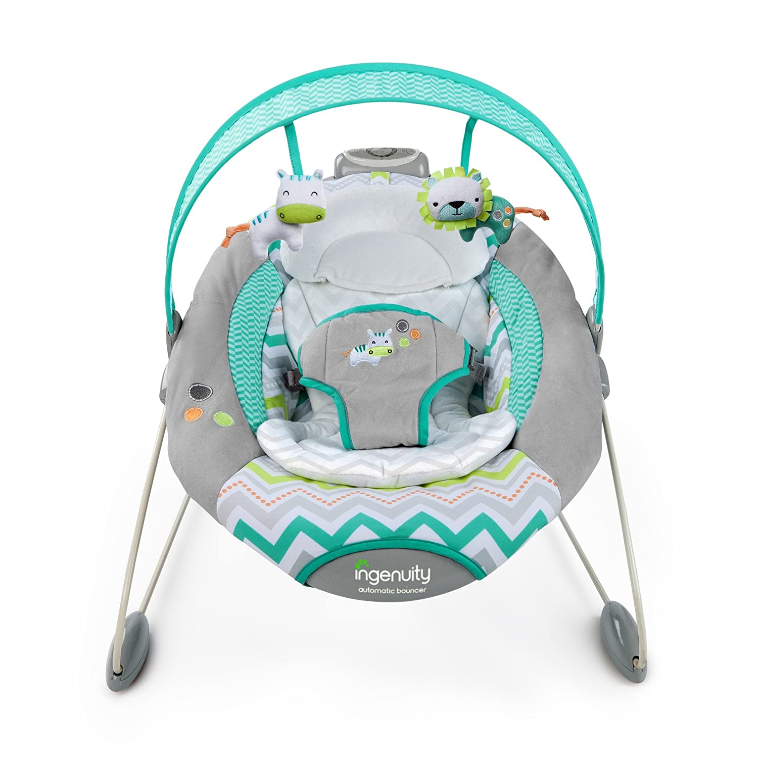 Ingenuity 10209 SmartBounce Automatic Bouncer - Ridgedale